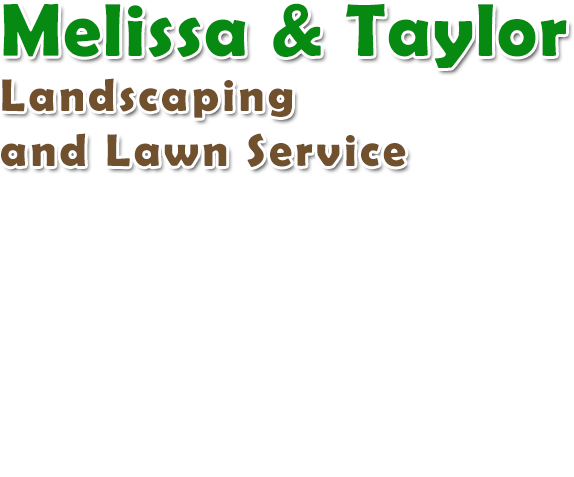 Melissa and Taylor Landscaping and Lawn Service